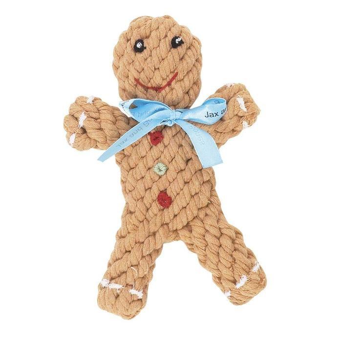 Gingerbread Man by Jax & Bones