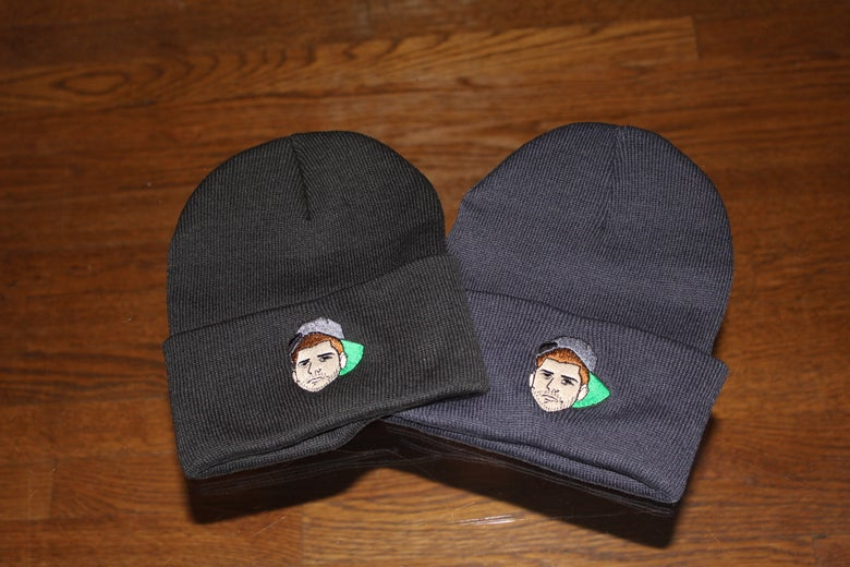Image of Kenny Shane snow hat