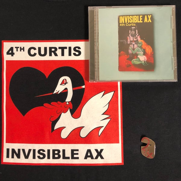 Image of Invisible Ax Bundle