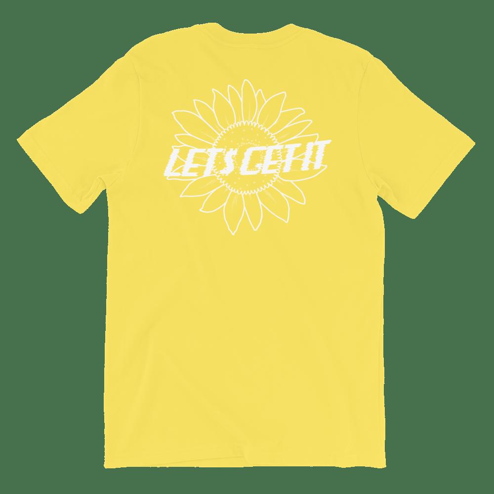 Image of Sunflower T-Shirt (Yellow)