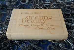 Image of STEELING BEAUTY: Chains, Clasps & Forms in Steel Wire - The Complete Workshop in HD Video Files!