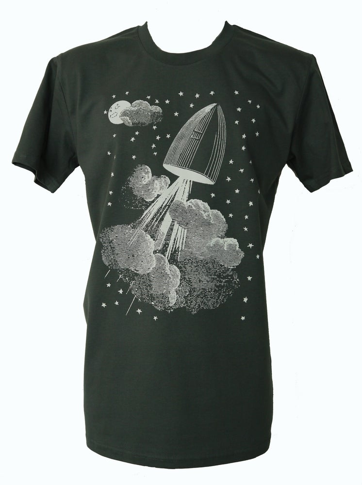 Image of Trip To The Moon Tee
