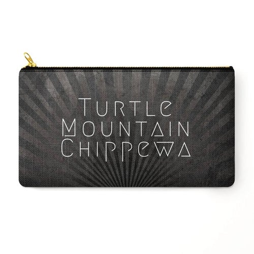 Image of Turtle Mountain Zipper Pouch