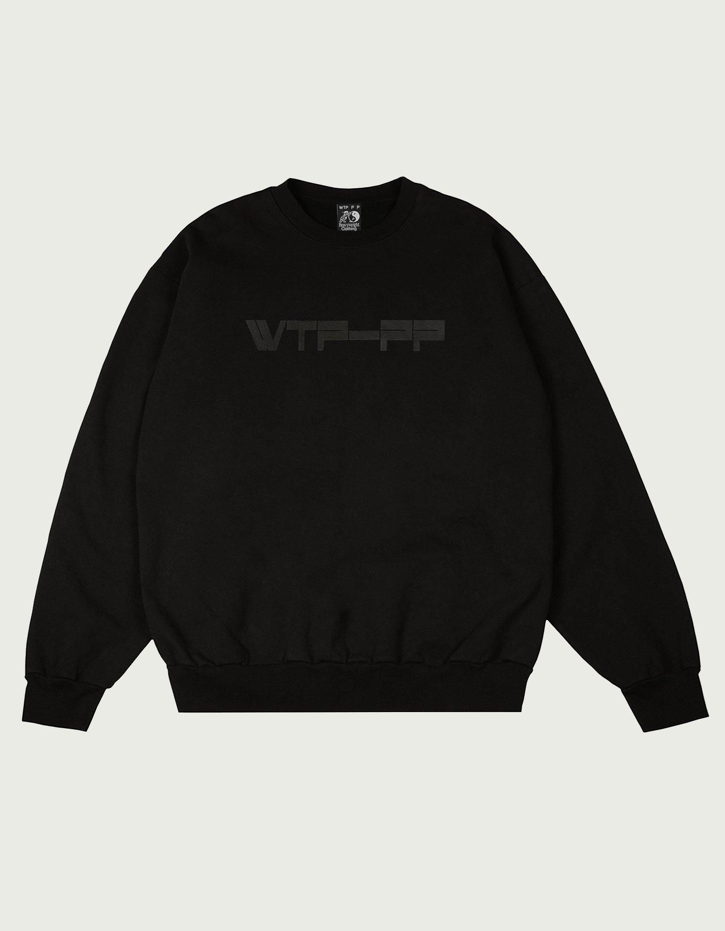 Image of Armin – Sweater (Black/Black)