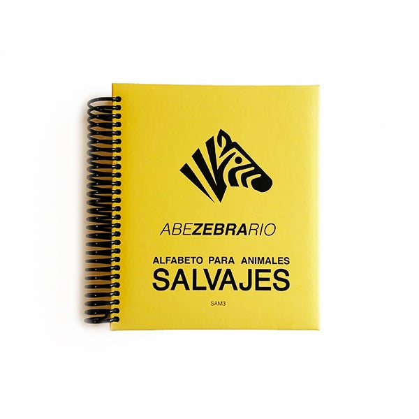 Image of SAM 3 / ABEZEBRARIO BOOK