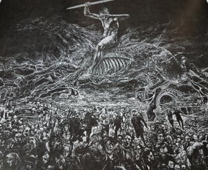 Image of MGŁA AGE OF EXCUSE POSTER PRINT