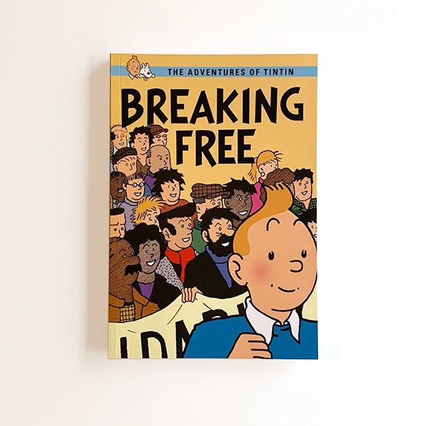 Image of The Adventures of Tintin: BREAKING FREE