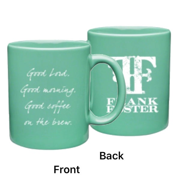 Image of FF Teal Coffee Mug