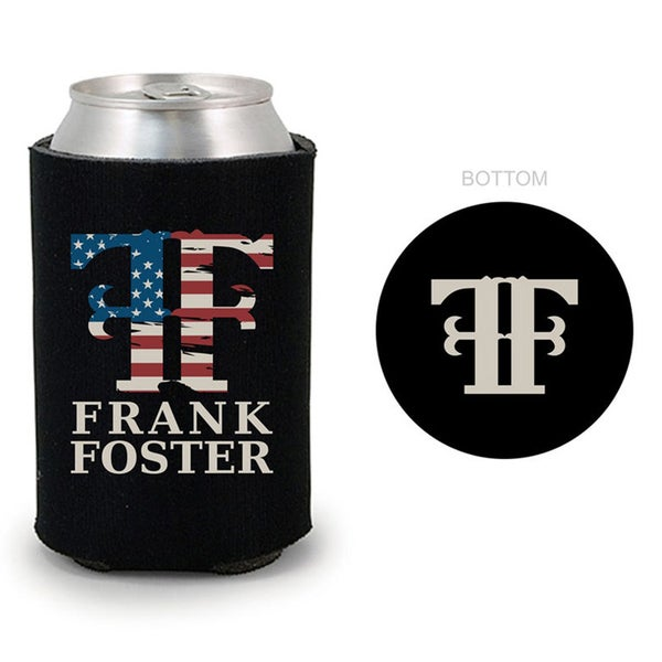 Image of FF Stars & Stripes Koozie