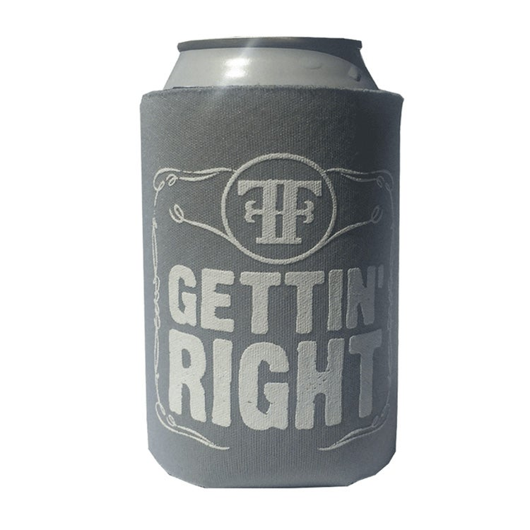 Image of Gettin' Right Koozie