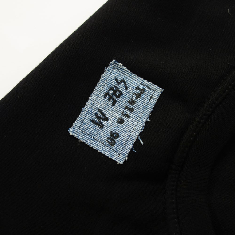 Image of SENZA PAROLE Custom Sweatshirt