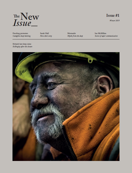 Image of The New Issue: Issue 1