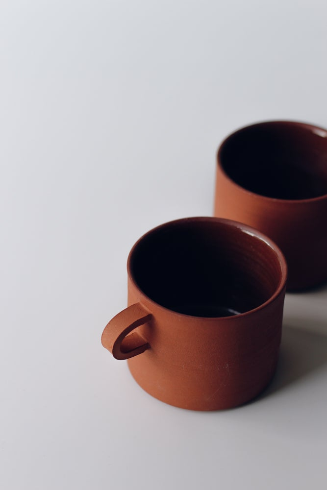 Image of Cup Terracotta