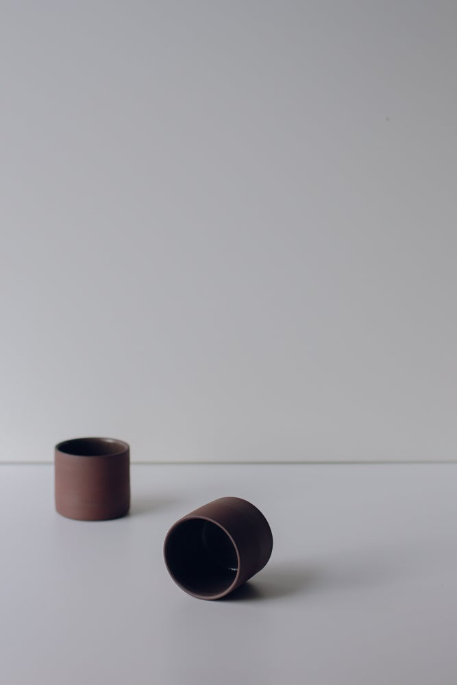 Image of Smalll Tumbler Plum