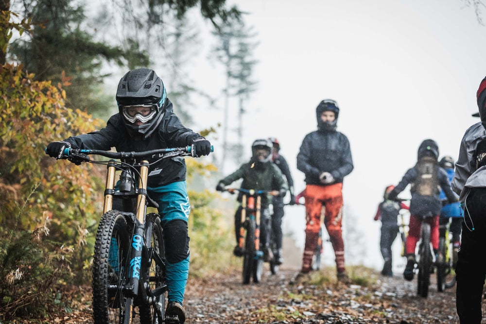 Image of  INTERMEDIATE Skills Coaching at Dyfi BikePark Feb 19th