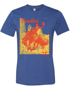 Image of Toadies - Bronco shirt (blue)