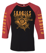 Image of Toadies - eye surgery 3/4 sleeve jersey