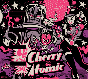 Image of Cherry Atomic Translight