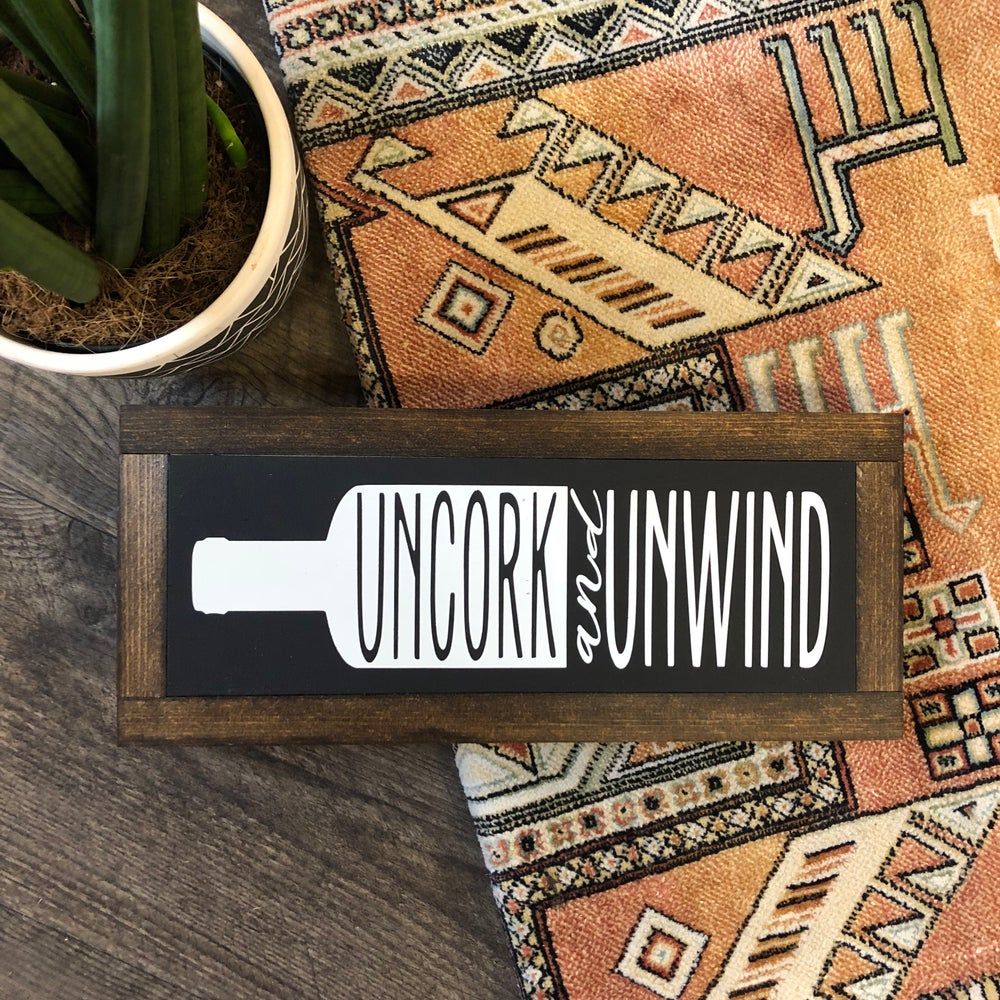Image of Uncork and Unwind