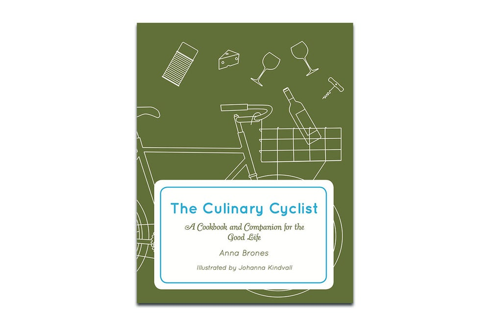 Image of The Culinary Cyclist {SIGNED}