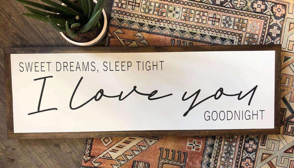 Image of Sleep Tight
