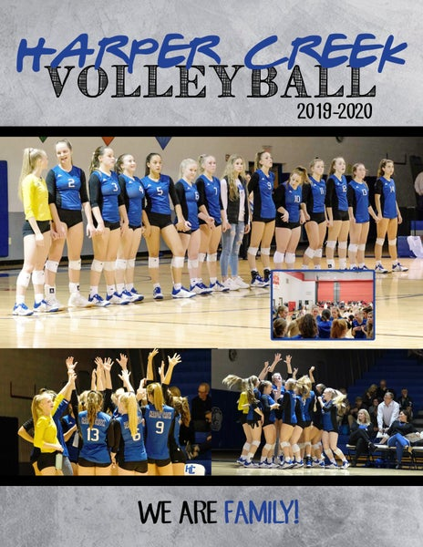 Image of Misc. Volleyball Files