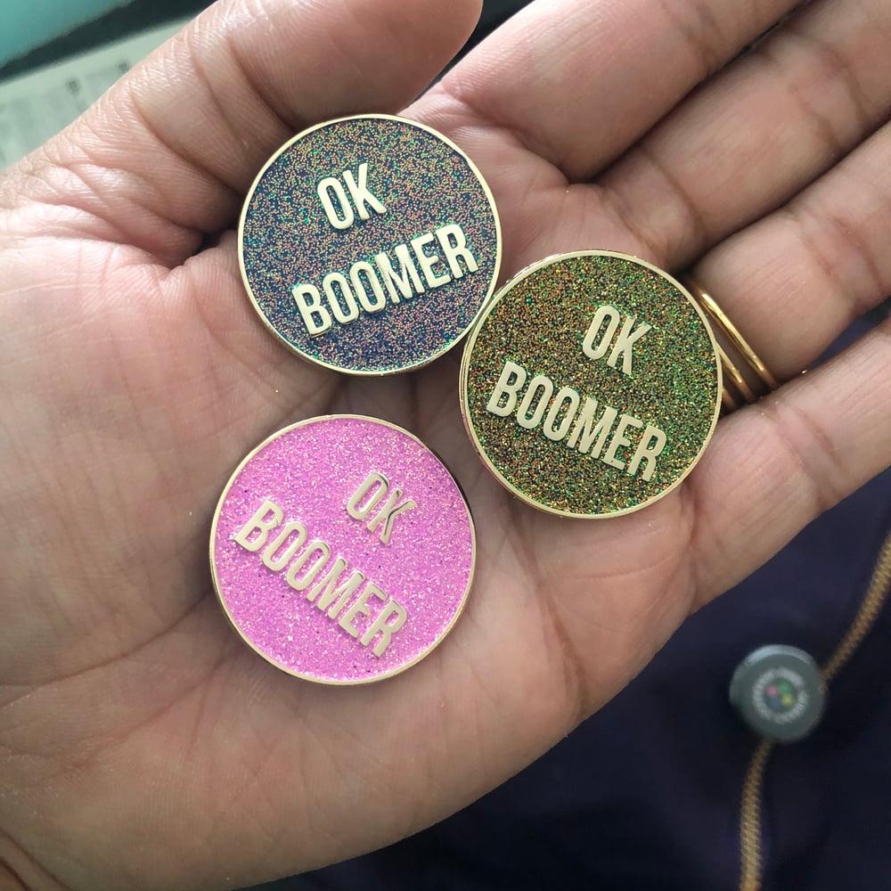Image of OK BOOMER