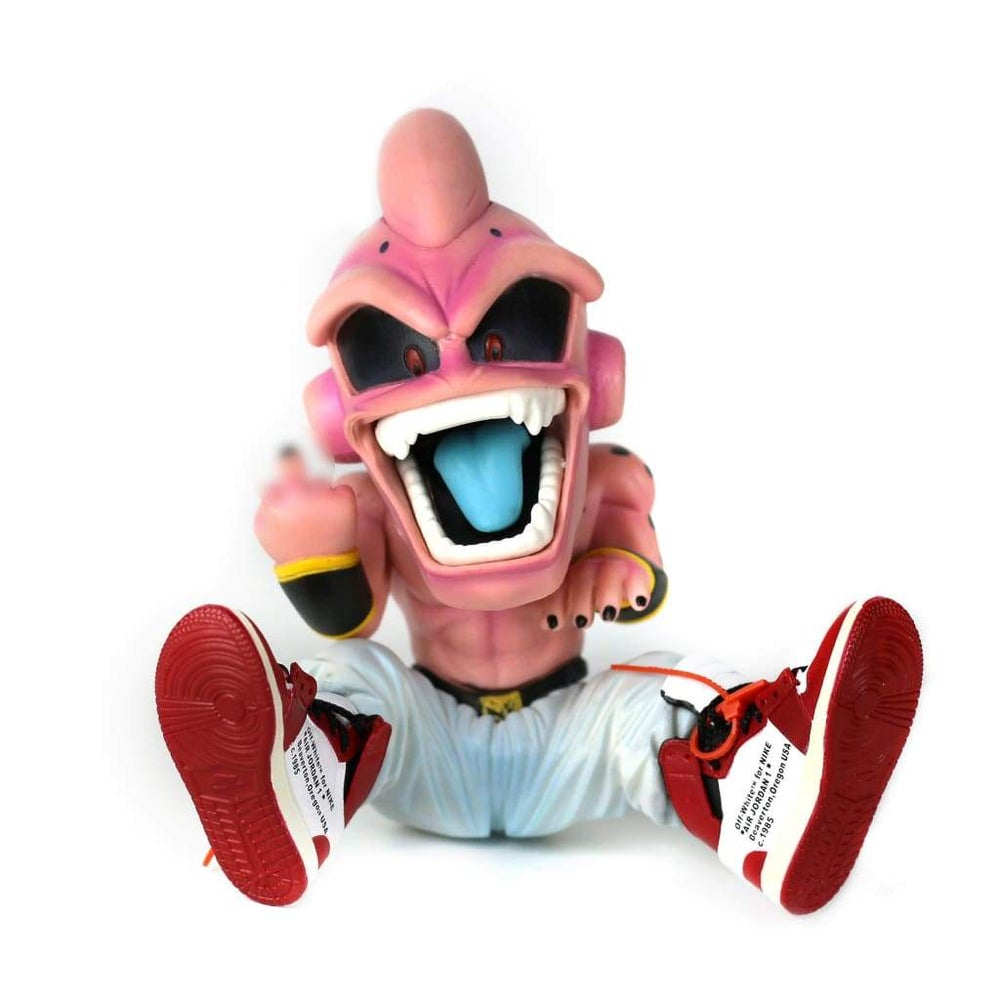 Image of KID BU ACTION FIGURE WITH MINISNEAKERS