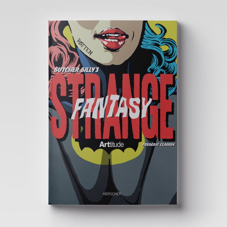 Image of Butcher Billy's Strange Fantasy