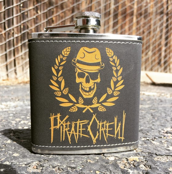 Image of PIRATE CREW FLASKS