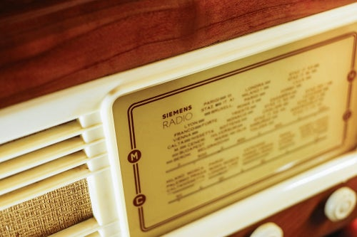 Image of SIEMENS MOD.5123 (1952) RADIO D'EPOCA BLUETOOTH