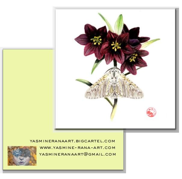 Image of Crawltober Postcard Prints
