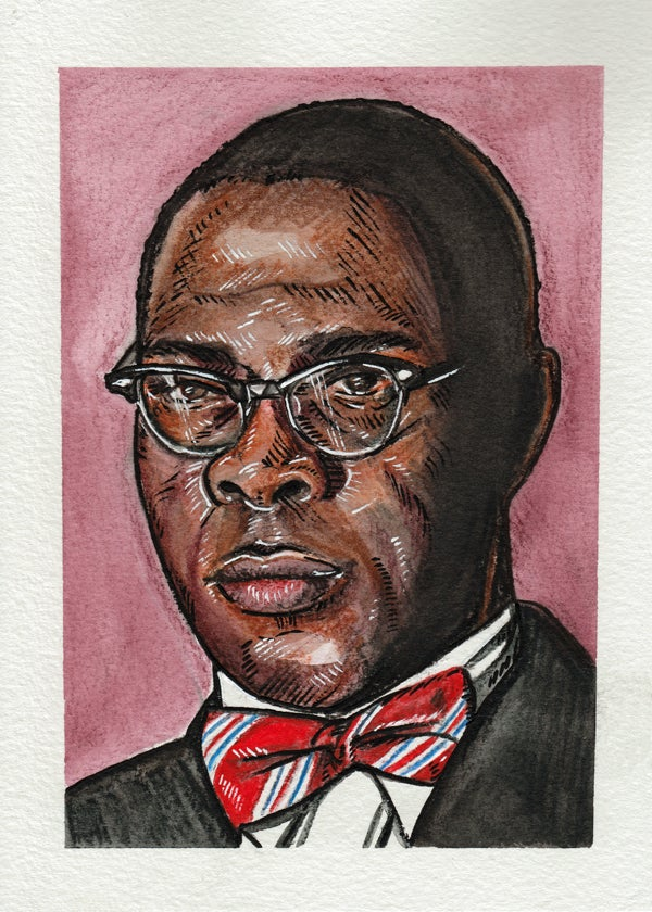 Image of Brother Mouzone - Original Painting