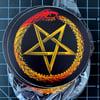 Ouroboros Pentagram Sticker