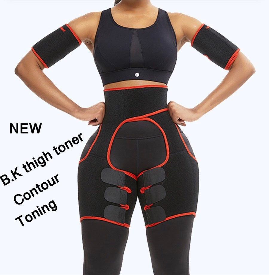 Image of B.K thigh toner with arm shapers