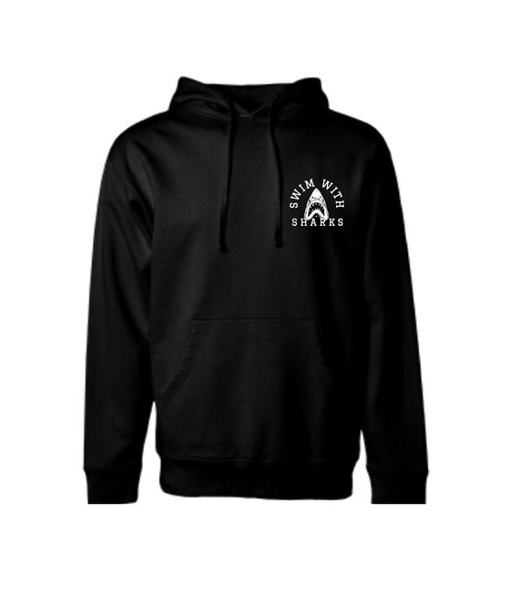 Image of Black Shark Hoodie