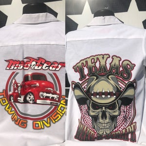Image of Work Shirts - Towing & TWNS