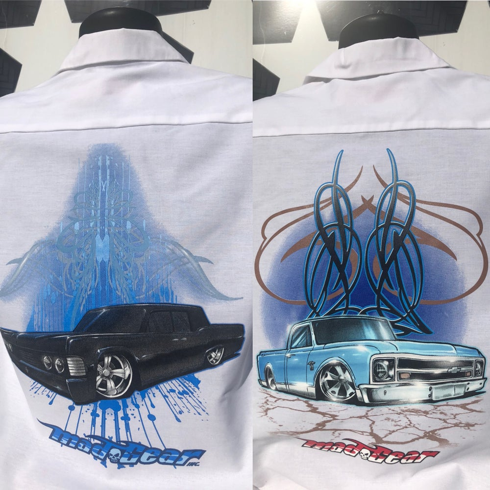 Image of WORKSHIRTS Lincoln or Cloud 9