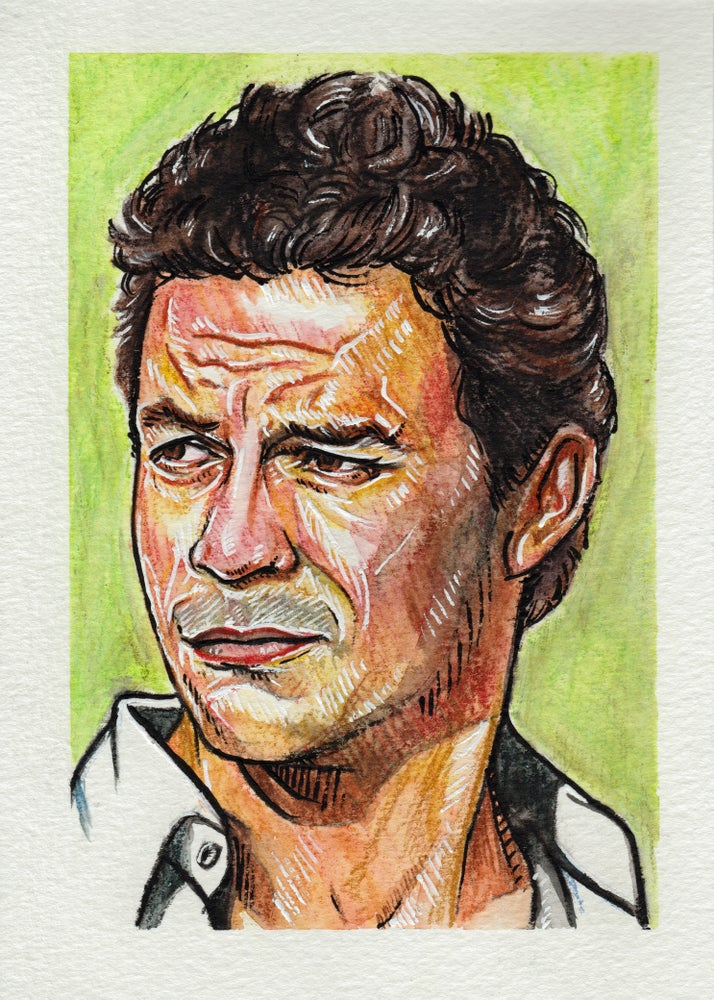 Image of McNulty - Original Artwork