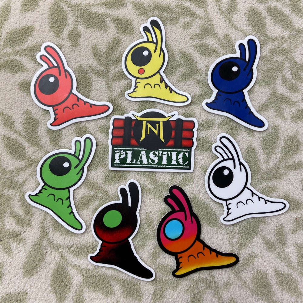 Image of Snalien Stickers