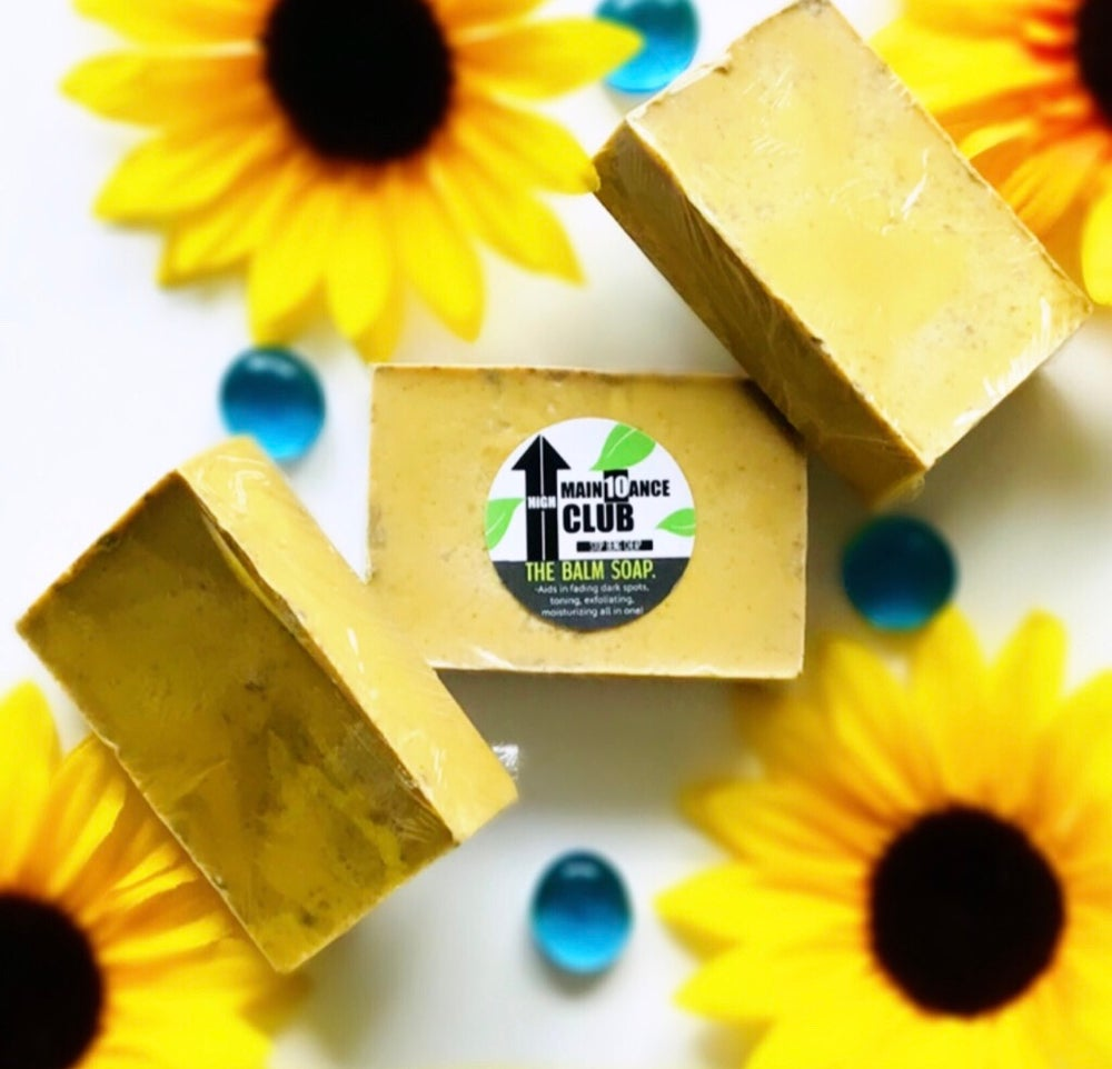 Image of The BALM Soap.