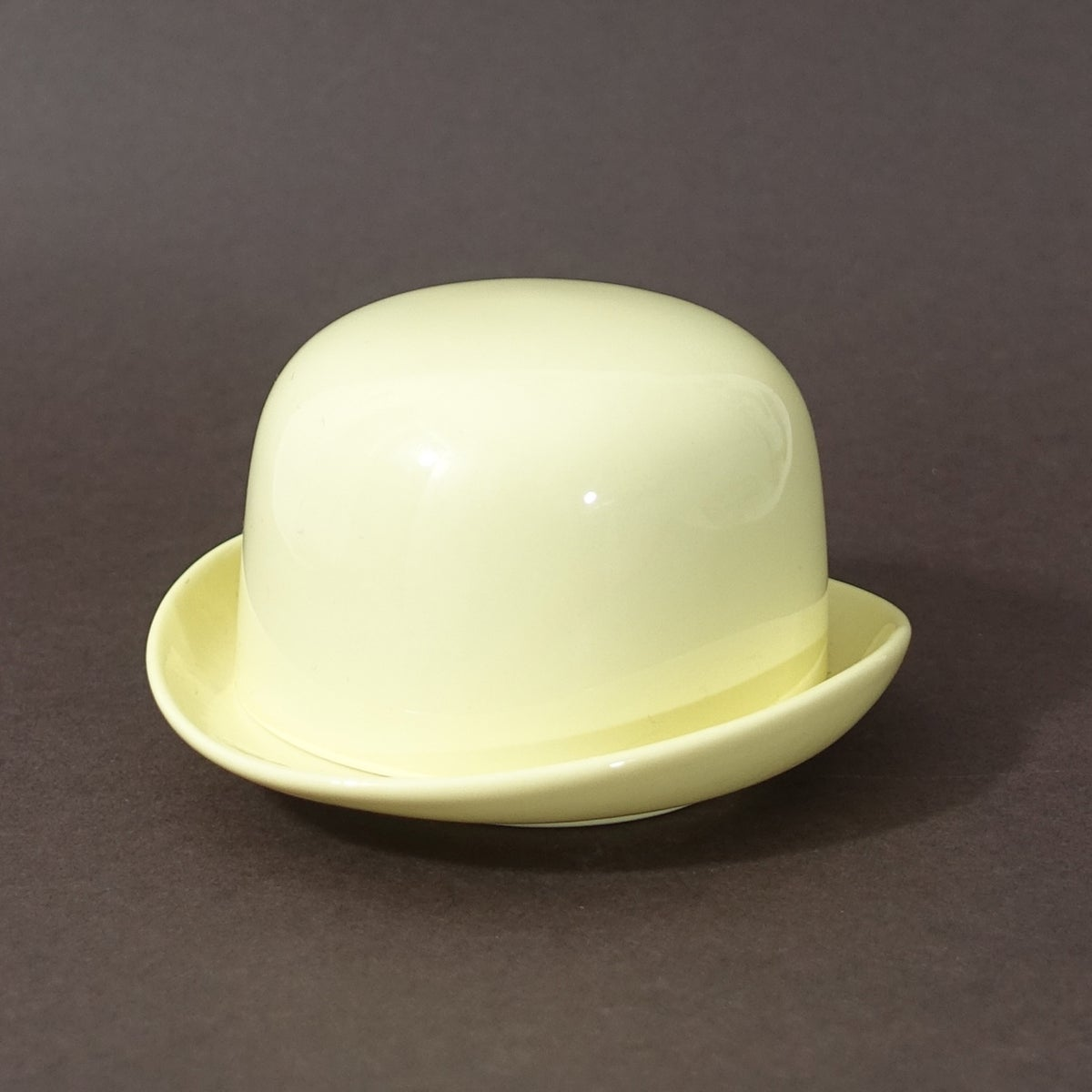 Image of Thomson & Thompson Yellow Sugar Bowl - Limited edition!