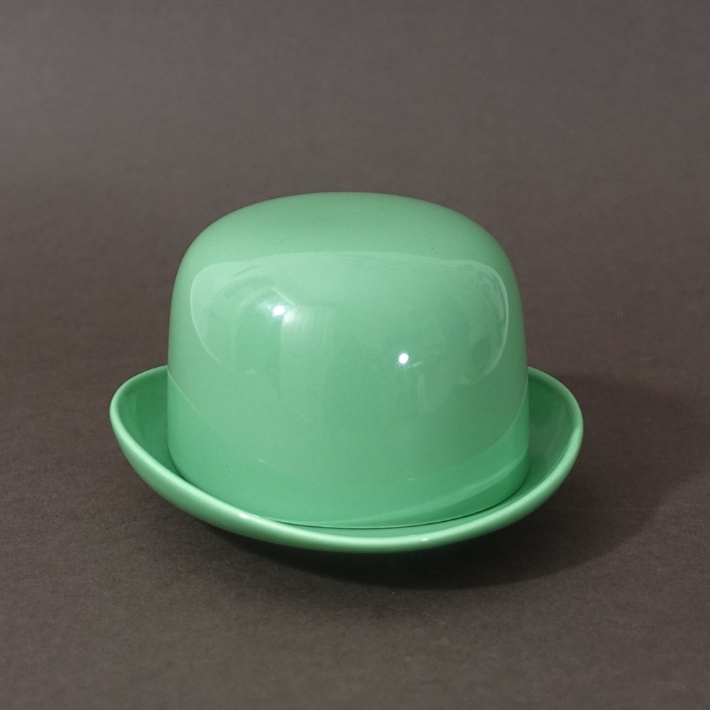 Image of Thomson & Thompson Green Sugar Bowl - Limited edition!