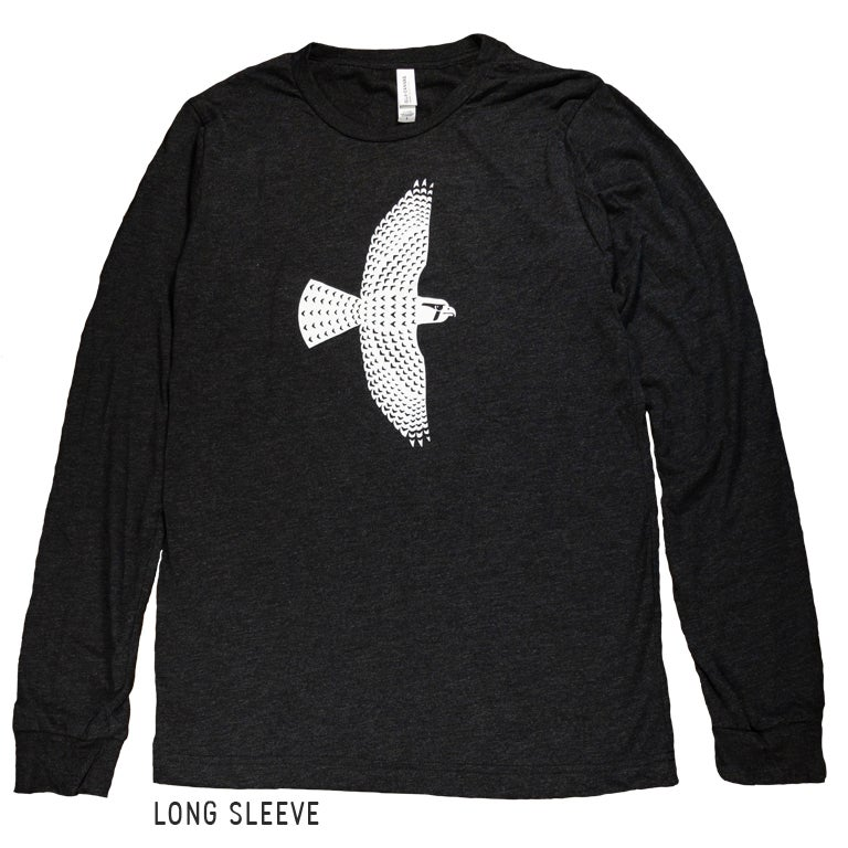 Image of GYRFALCON LONG-SLEEVE SHIRT