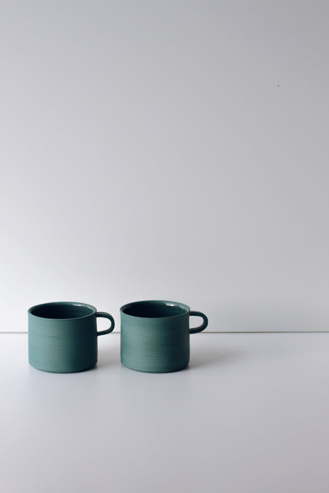 Image of Cup Teal