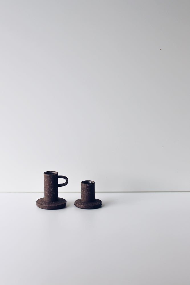 Image of Candleholder Dark