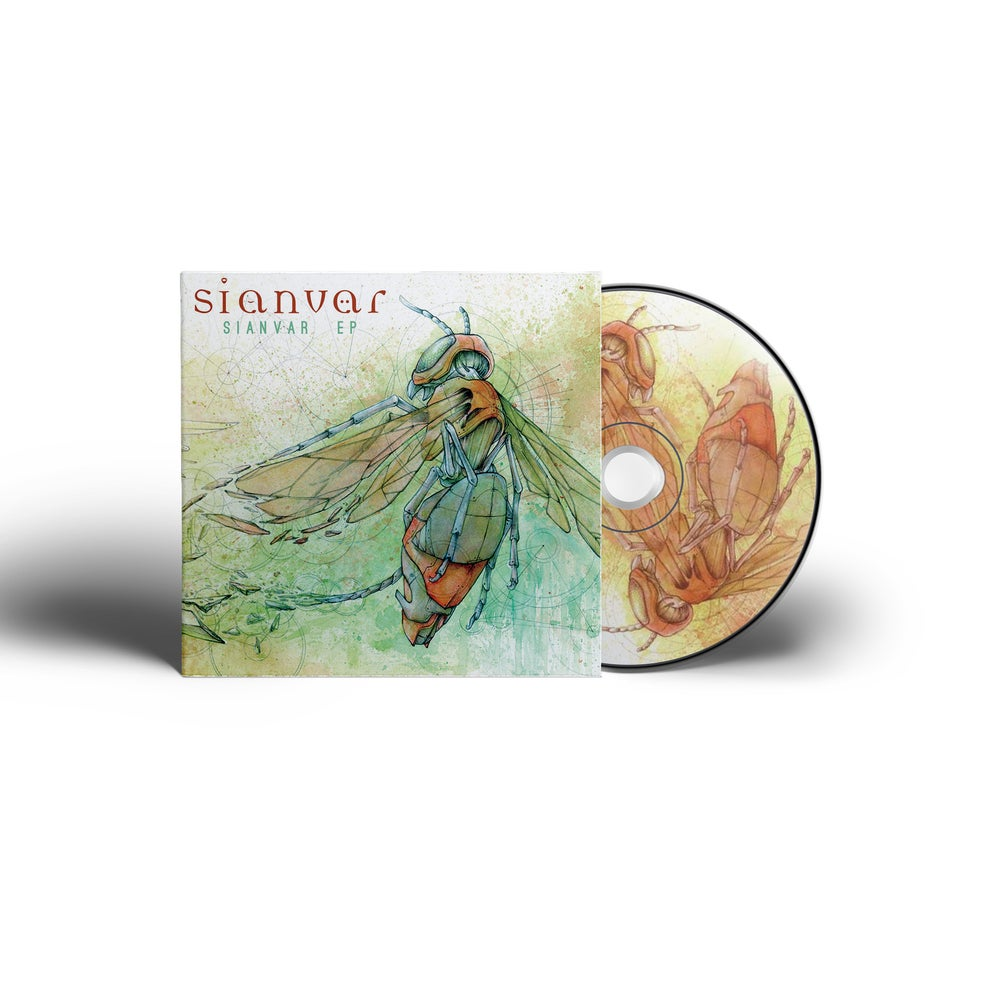 Image of Sianvar EP CD