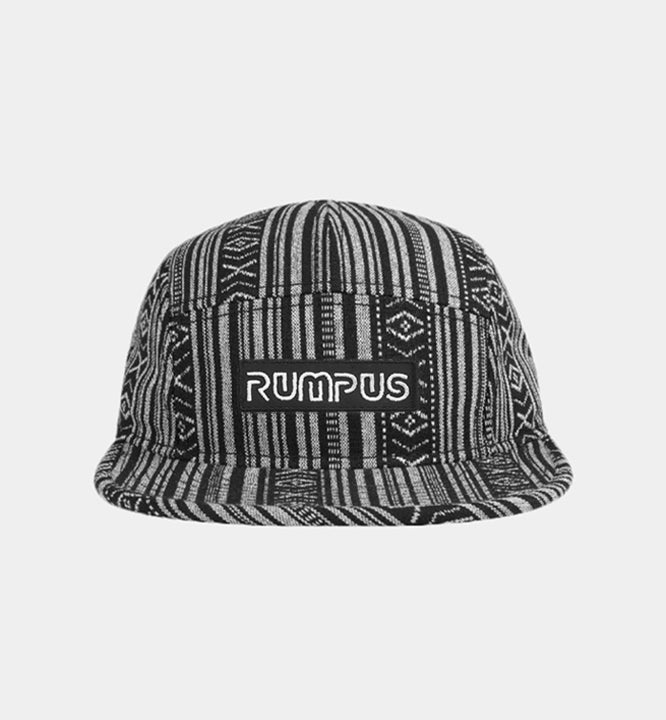 Image of 5 Panel hat - Aztec