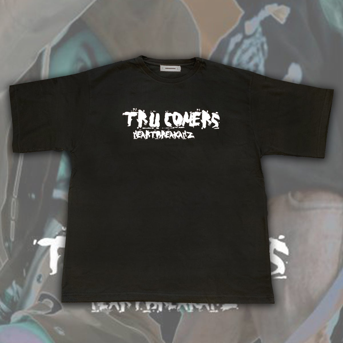 "Image of Tru Comers ""Heartbreakahz"" T-Shirt (Very Limited)"
