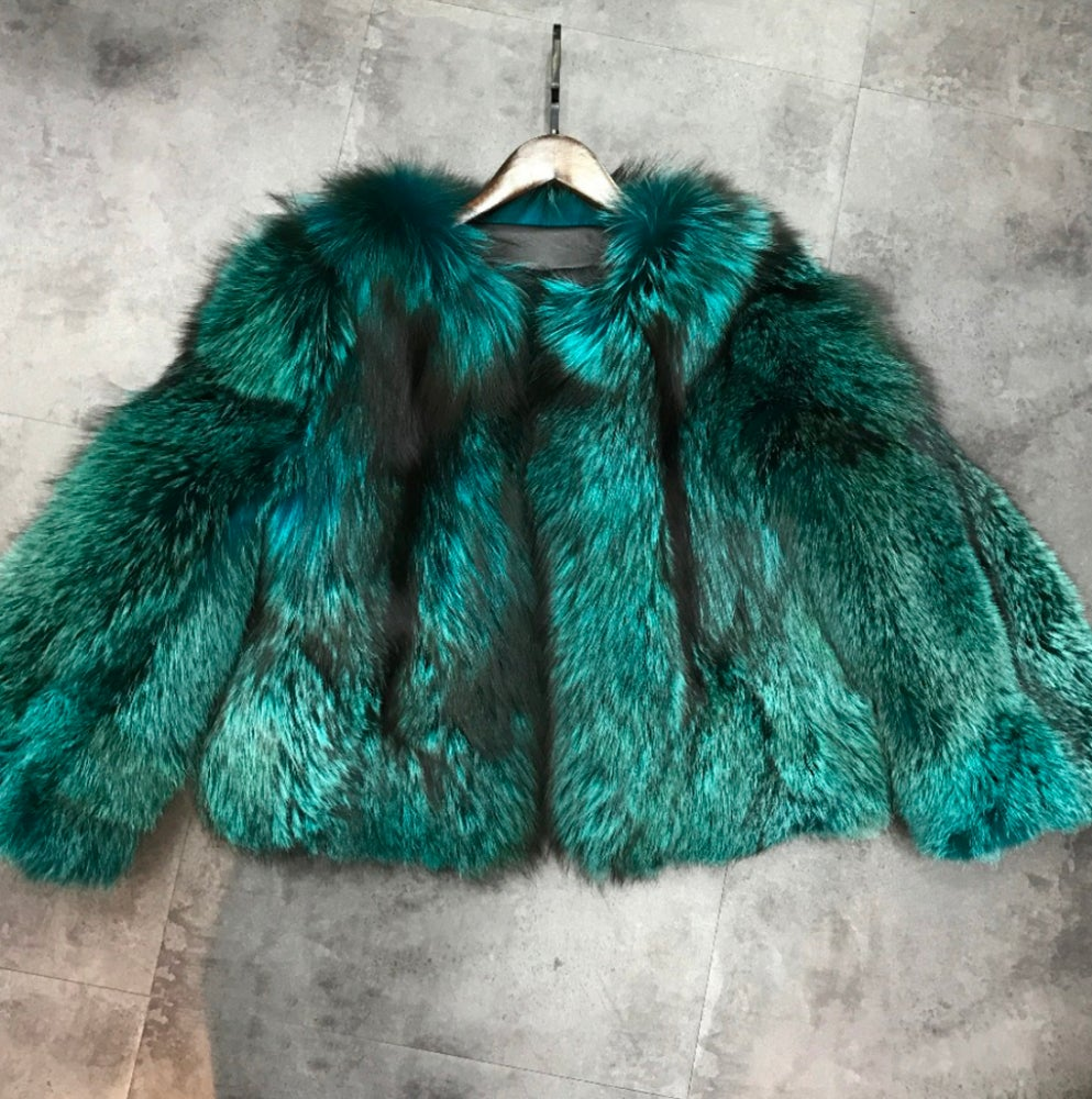Image of Ora Fur Jacket